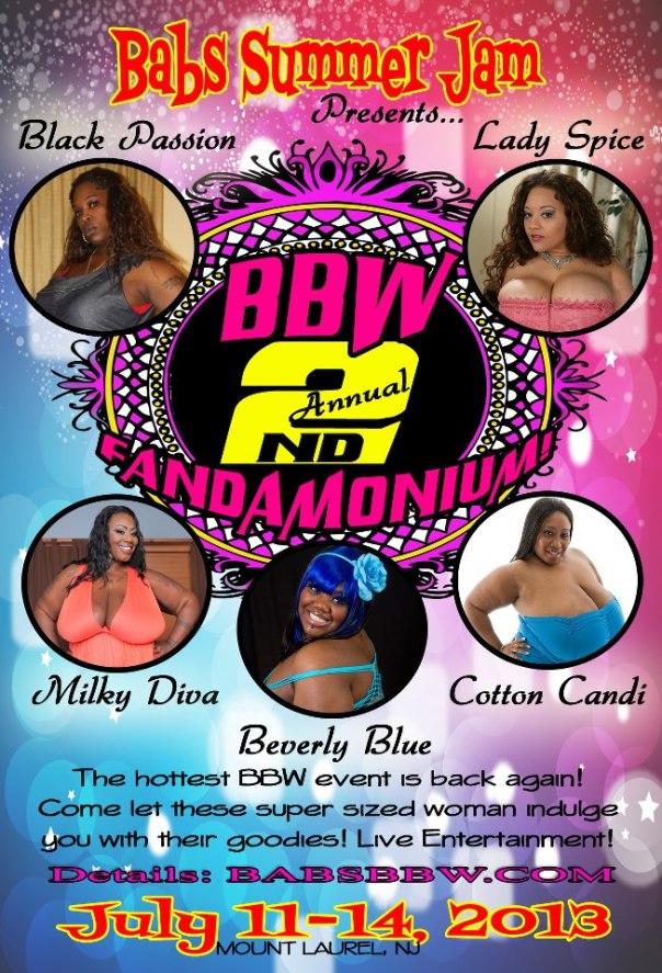Babs BBW Summer Jam 2013